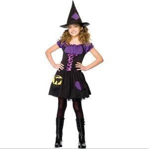 Black Cat Witch Costume